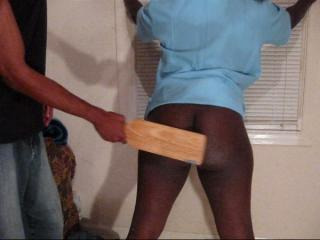 This Domestic discipline spank clips