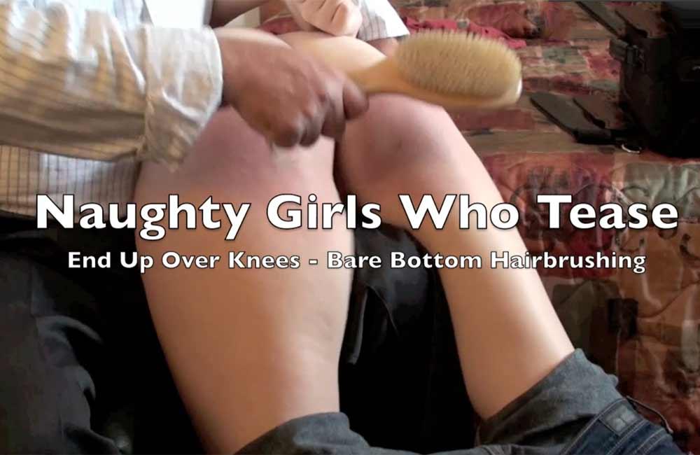 item naughty woman flea bare bottom