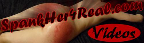 Spank Her 4 Real Videos Banner