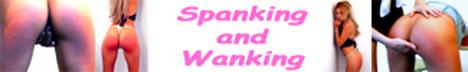 Spanking & Wanking Banner