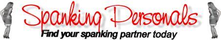 SpankingPersonals Banner