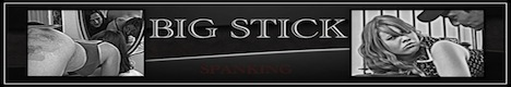 Big Stick Spanking Banner
